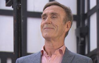 Edward Hutchinson in Hollyoaks