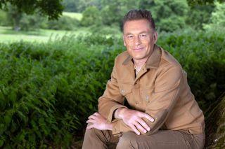 Chris Packham on springwatch