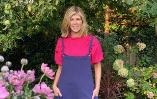 Kate Garraway on Gardeners' World