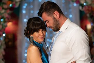 Mercedes McQueen and Sylver renew their vows in Hollyoaks