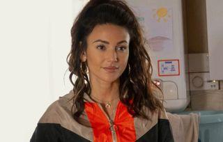 Michelle Keegan as Erin in Brassic S2