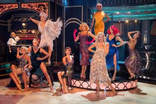 Strictly Come Dancing pro dancers for the 2020 launch show