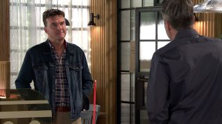 Coronation Street spoiler: Scott discovers Johnny Connor has been blabbing about his past…