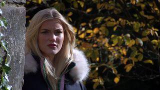 Leah gets nasty in Emmerdale