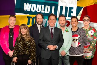 Would I Lie To You? at Christmas 2020