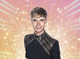 Strictly Come Dancing star HRVY