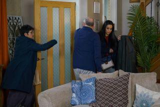 Coronation Street spoilers: Yasmeen Nazir protects Alya from Geoff