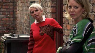 Coronation Street spoilers: Debbie has a warning for Abi Franklin…