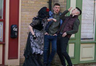Coronation Street spoilers: Nina Lucas leaps to Asha's defence!