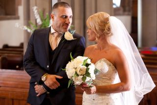 Grace Black wedding with Trevor Royle in Hollyoaks
