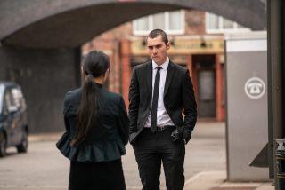 Coronation Street spoilers: Has Corey Brent uncovered Asha's plan?