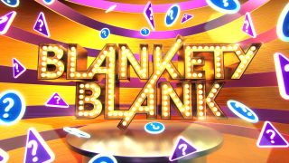 Blankety Blank Christmas special 2020 with Bradley Walsh