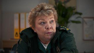 Di Botcher as Jan Jenning in Casualty