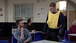 Coronation Street spoilers: Desperate David Platt fights for Shona