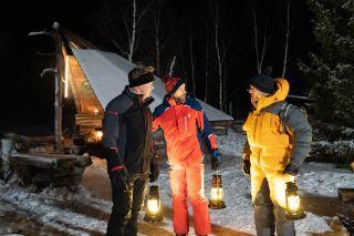 TV tonight Gordon, Gino & Fred: Desperately Seeking Santa