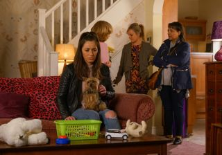 Coronation Street spoilers: Shona Ramsey is back…but for how long?