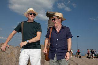 The Trip To Greece Steve Coogan and Rob Brydon