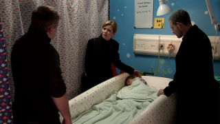 Coronation Street spoilers: Leanne Battersby blames Steve for Oliver's condition…