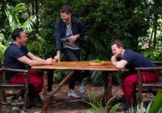 I'm A Celebrity Ant and Dec bushtucker trial meal