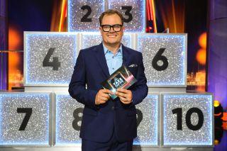 TV tonight Alan Carr's Epic Gameshow