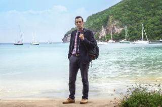Death in Paradise season 10 with Ralf Little as DI Neville Parker