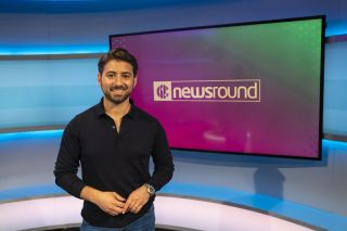 Newround presenter Ricky