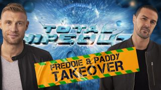 TV tonight Total Wipeout: Freddie & Paddy Takeover