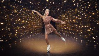 Dancing on Ice Denise Van Outen