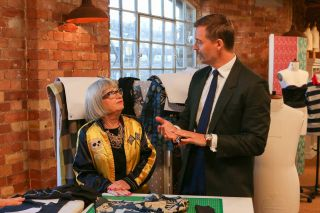 TV tonight The Great British Sewing Bee