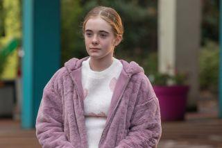 Ella Richardson in Hollyoaks