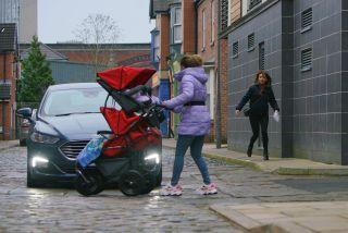 Coronation Street spoilers: Drunk Gemma Winter puts her babies' lives at risk!
