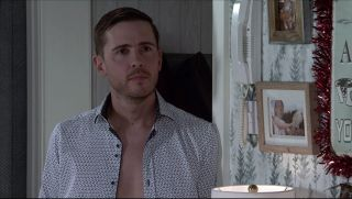 Coronation Street spoilers: Billy catches Todd Grimshaw in his flat!