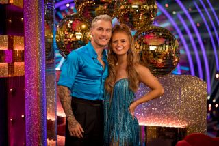 Strictly Maisie and Gorka