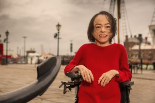 Liz Carr in Who Do You Think You Are?