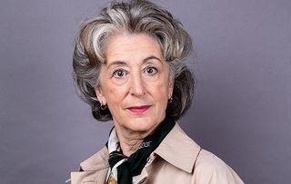 Coronation Street Evelyn Plummer