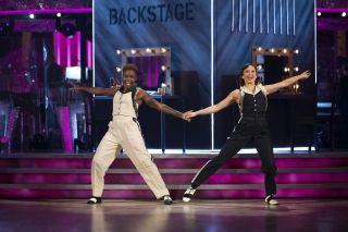 Strictly Come Dancing couple Nicola and Katya will be dancing to Shine by Years & Years