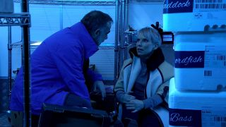 Coronation Street spoilers: Ray Crosby traps Kevin and Debbie in the Bistro fridge!