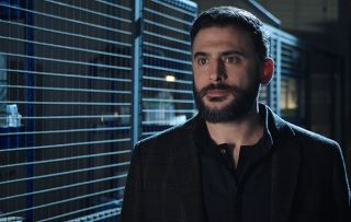 Marc Elliott plays Isaac Mayfield in Holby City