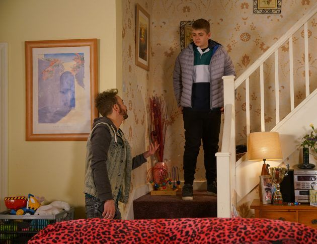 Corrie spoilers as Ashas naked video ends up on a porn