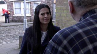 Coronation treet spoilers: Alya Nazir confronts Geoff over Yasmeen's tears!