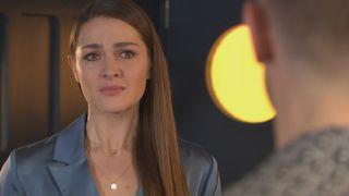 Sienna Blake and Brody Hudson in Hollyoaks week 5