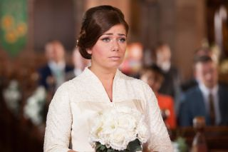 Maxine Minniver wedding in Hollyoaks