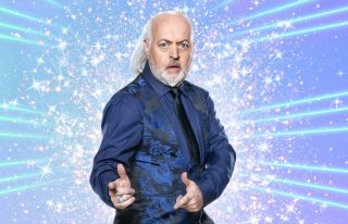 Bill Bailey Strictly Launch Show