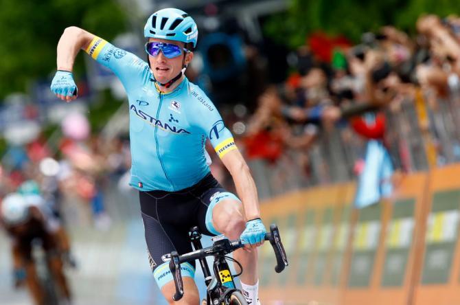 Pello Bilbao (Astana) wins the stage