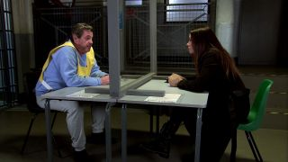 Coronation Street spoilers: Johnny's condition leaves Carla Connor concerned