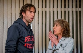 Zoe Wanamaker on reuniting with 'hunk' Harry Potter co-star Matthew Lewis