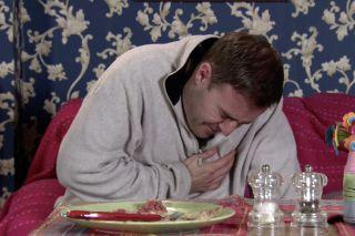 Coronation Street spoilers: Tyrone Dobbs has a heart attack?