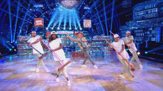 TV tonight Strictly Come Dancing