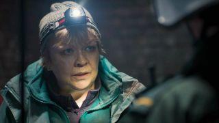 Paramedic Jan Jenning trapped underground