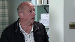 Coronation Street spoilers: The police arrest Geoff Metcalfe?